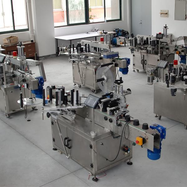 High accuracy double side sticker auto labeling machine CE certification