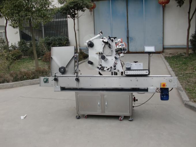 Hg Haw 150 Full - Automatic Vial Labeling Machine Servo Motor PLC Control