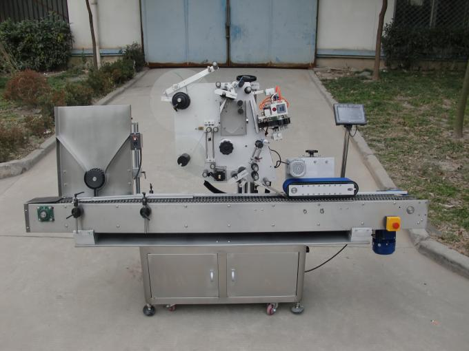 10ml Small Liquid Bottle Vial Labeling Machine With SUS304 Stainless Steel
