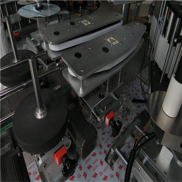 Self Adesive Single-Side Automatic Labeling Machine 380 / 220V 50HZ 2300W