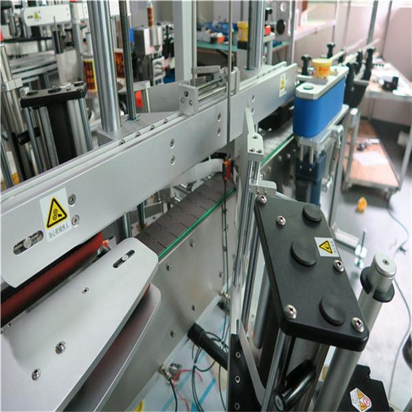 Automatic Self Adhesive Labeling Machine Sticker three labels 250BS/min Production speed