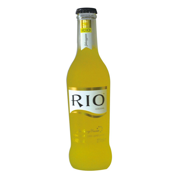 Full Automatic Labeling Machine Applicator For Rio Cocktail Bottle