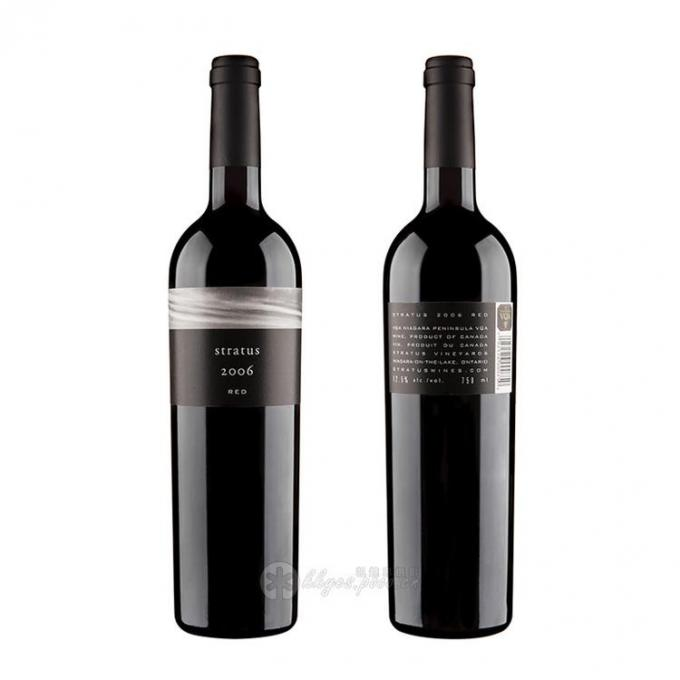 Juice / Wine Bottle Automatic Sticker Labeling Machine, Automatic Labeler Machine