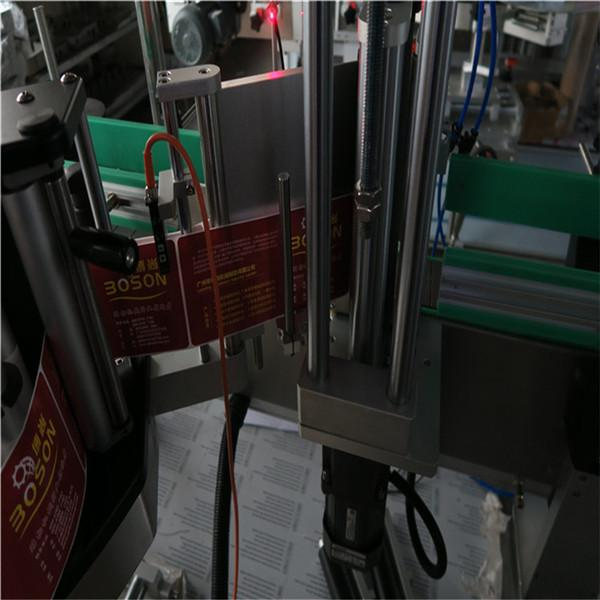 Automatic Self Adhesive labeling machine for Shampoo and Detergents