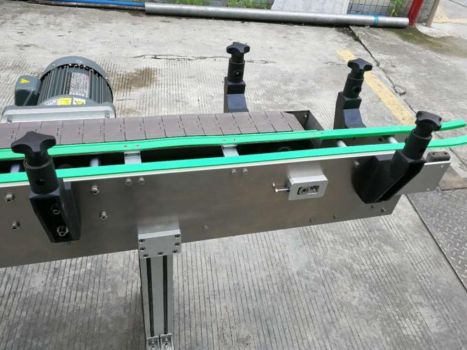 Full Automatic Self Adhesive Label Applicator Equipment Double Side