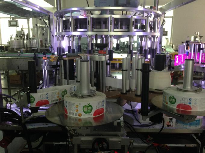 Rotary labeler front and back / Neck and front speed 15000B/H CE Certification