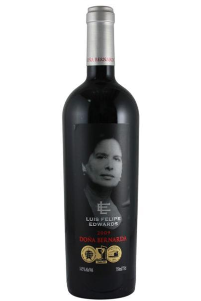 Luis Felipe Edwards Wine Bottle Label Applicator Double Sided Sticking Labeling Machine