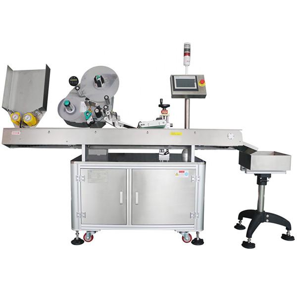 60-500 Pcs Min Economy Automatic Pharmaceutical Bottle Vial Labeling Machine
