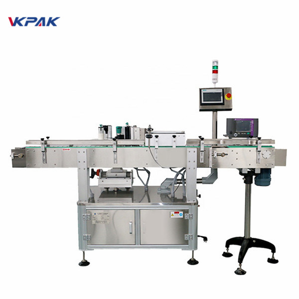 Automatic Adhesive Labeling Machine For Round Bottle Labeler