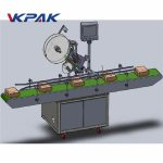 Automatic Feeding Top Labeling Machine