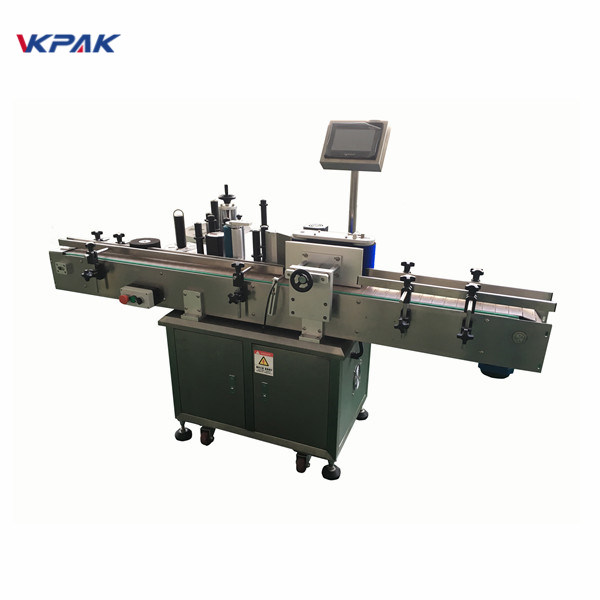 Automatic Label Applicator Machine For Jared Honey Bottles