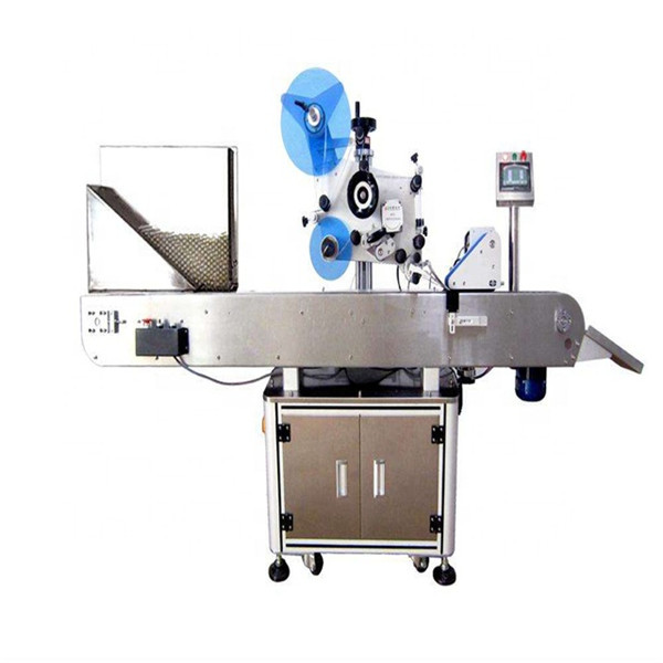 Automatic Self Adhesive Vial Sticker Labeling Machine