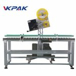 Automatic Top Labeling Machine For Bottle / Jar / Container