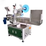 Automatic Vial Labeler Horizontal Labeling Machine Aluminum Alloy