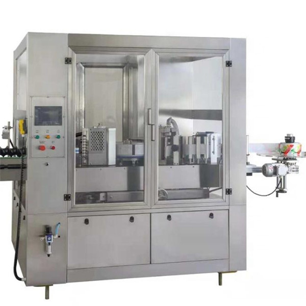 Beer Bottle Labeling Machine , Round Bottle Labeler