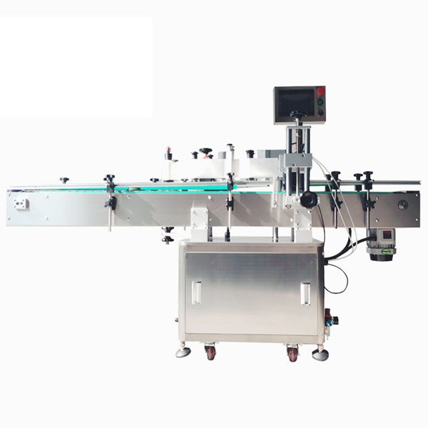 Cosmetic Self - Adhesive Automatic Sticker Labeling Machine For Pet Bottles