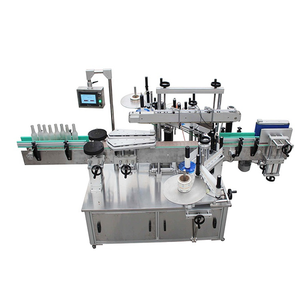 Cosmetic Square Bottle Labeling Machine