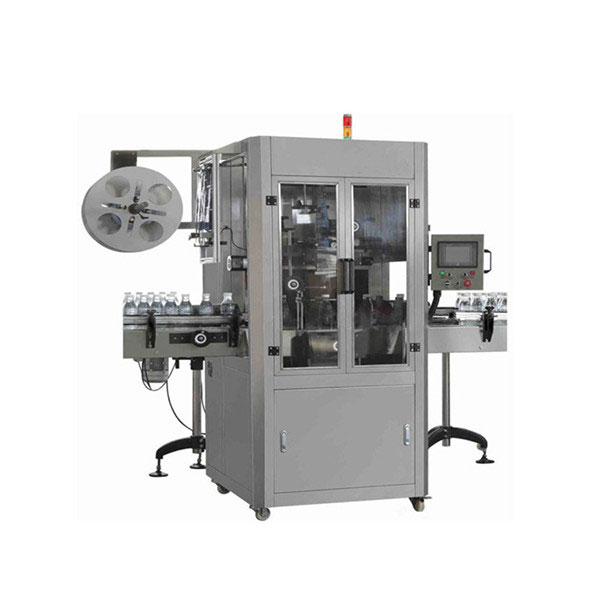 Cups Automatic Shrink Sleeve Labeling Machine