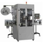 Curve Shrink Sleeve Applicator Machine For Variant Bottle Type