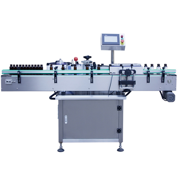 Customized Self Adhesive Sticker Labeling Machine For Pet Bottles