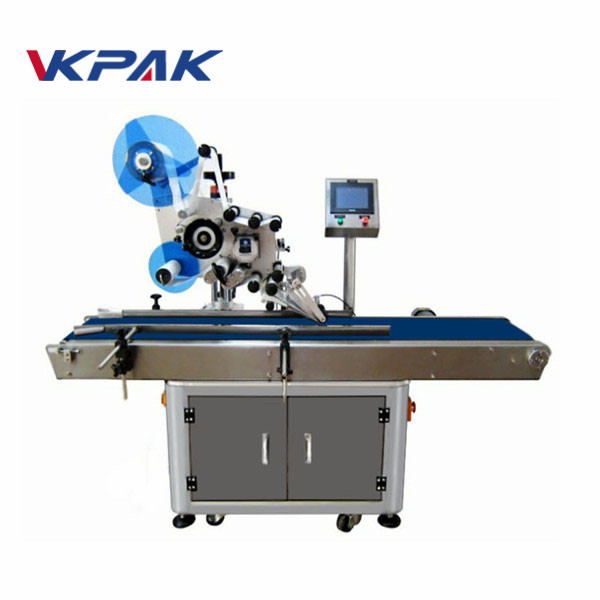 Electric Automatic Flat Surface Label Applicator With Collection Worktable