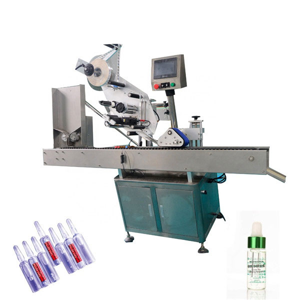 Full-Automatic Competitive Price Vial Labeling Machine