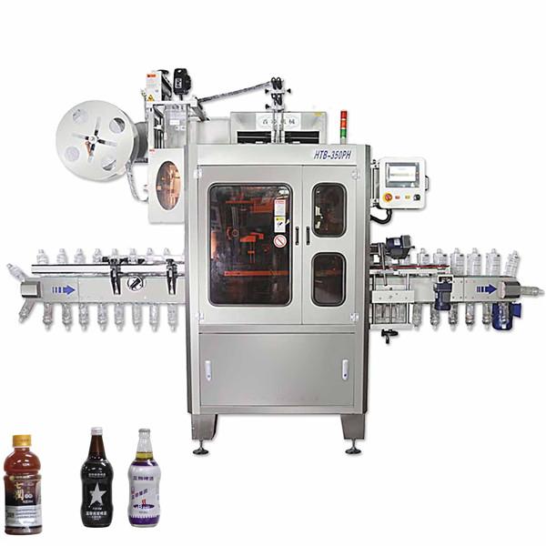 Full Body Stainless Shrink Sleeve Labeling Machine High Speed 200BPM 3.5KW