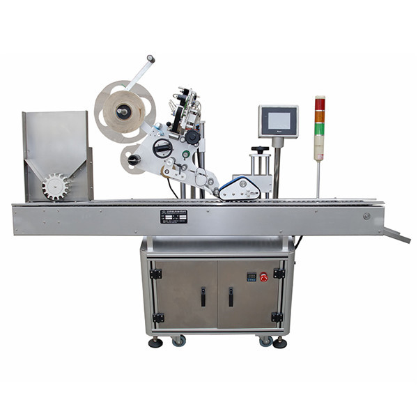 High Accurate Vial Sticker Labeling Machine For Pharmaceutical Industry