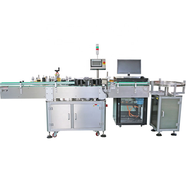 High Speed Labeling Machine For Beverage