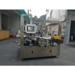 High Speed Rotary Sticker Labeling Machine With Filling Machine Options Belt