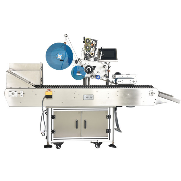 High Speed Sus304 Economy Automatic Envelope Vial Labeling Machine