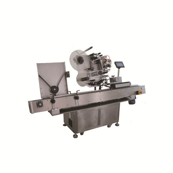 High Speed Sus304 Economy Automatic Round Vial Vial Labeling Machine