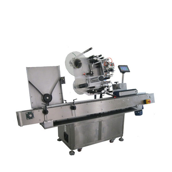 High Speed Sus304 Economy Automatic Soft Drinks Bottles Vial Labeling Machine