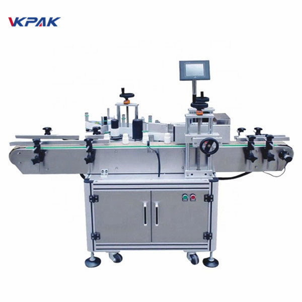Honey Bottle Single Side Adhesive Labeling Machine
