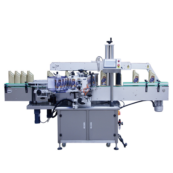 Label Applicator Machine For Bottles