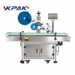 Label Applicator Machine For Phone Shell Flat Surface Labeling