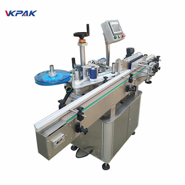 Label Applicator Machine For Water Bottle Double Side Factory Price