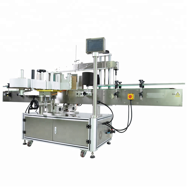 Linear Three Self Adhesive Labeling Machine