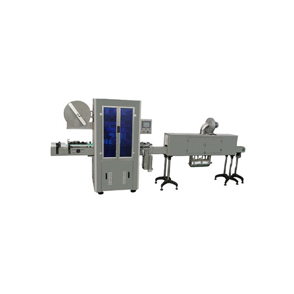 Mineral Water Overall Bottle Shrink Sleeve Labeling Machine
