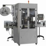 Mineral Water PET Shrink Sleeve Labeling Machine For Round Bottle