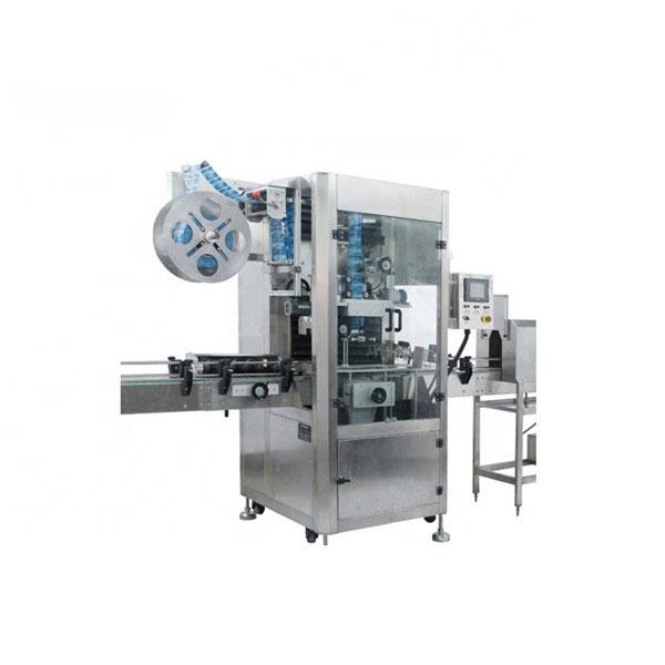 PVC Shrink Sleeve Applicator Machine Fully Automatic Shrink Label Machine
