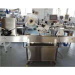 Plc Control Economy Automatic Vial Horizontal Labeling Machine For Mini Bottle