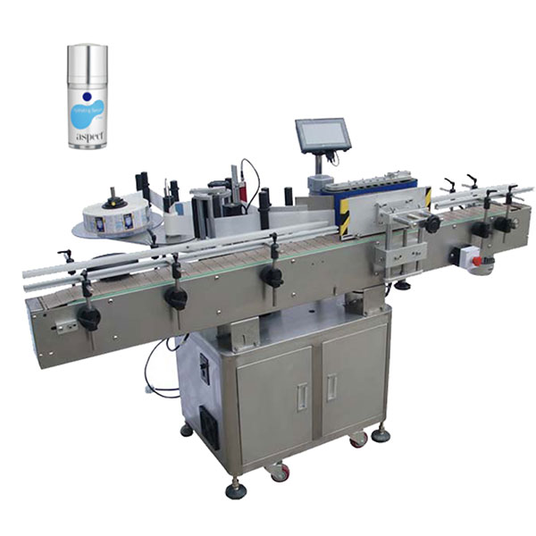 Self Adhesive Labeler Machine For Round