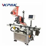 Self Adhesive Top Labeling Machine For Jar
