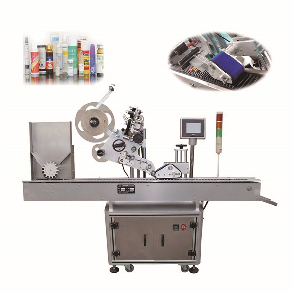 Shanghai Factory Economy Vertical Labeling Machine Manufacturers