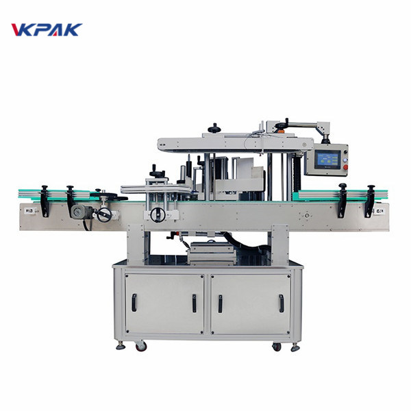 Siemens Plc 25 - 300mm Length Label Applicator Machine