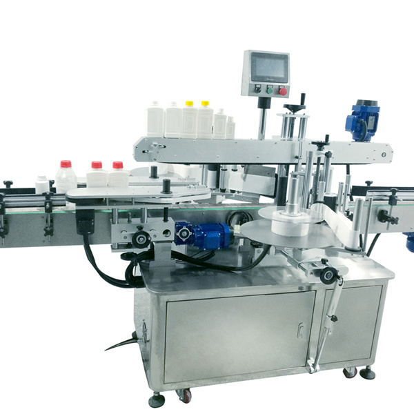 Square Bottle Labeling Machine