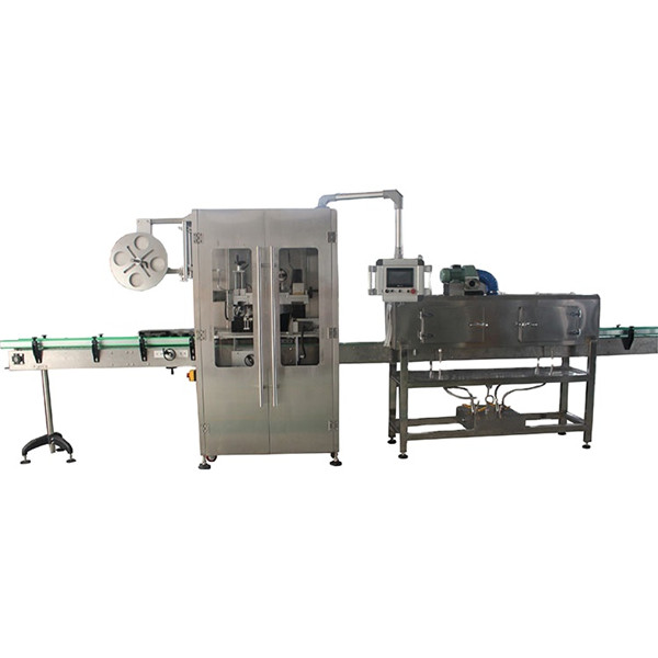 Stainless Steel Shrink Sleeve Labeling Machine