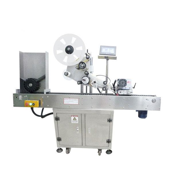 Sus304 Economy Automatic Round Vial Labeling Machine