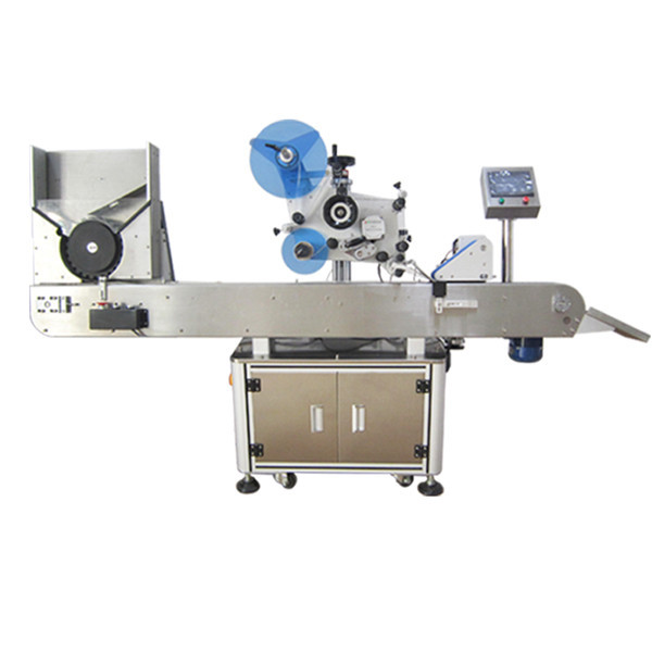 Sus304 Stainless Vial Labeling Machine Servo Motor For Oral Liquid